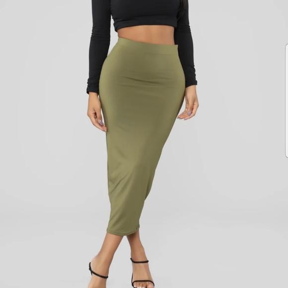 Fashion Nova Dresses & Skirts - FASHION NOVA skirt